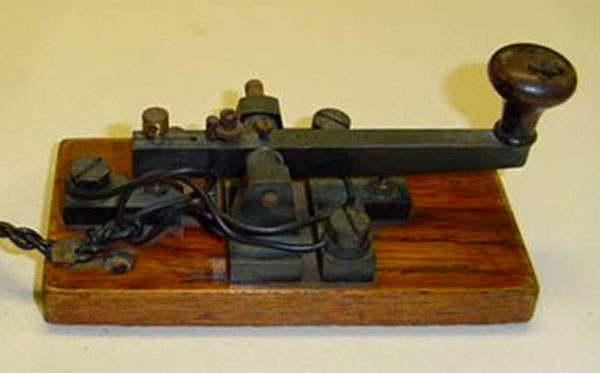 GPO Post Office telegraph key