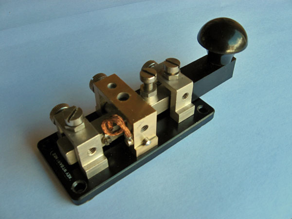 ZL1NZ telegraph key collection - Morse Code | radio1nz com