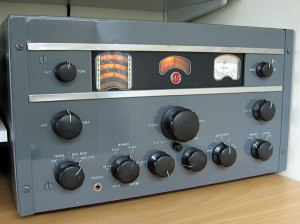 RCA AR-88D general coverage receiver at ZL1NZ