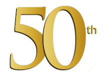 50th graphic