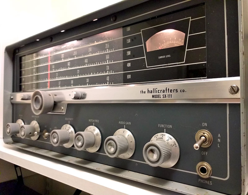 Hallicrafters SX-111
